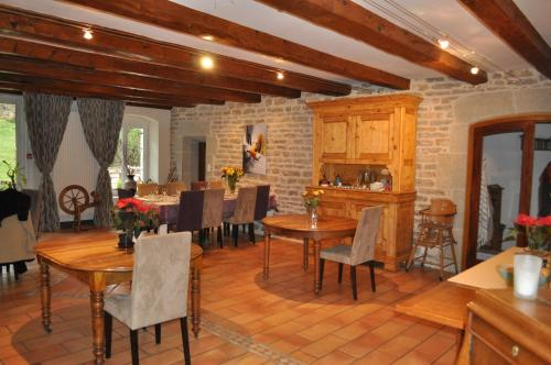 Moulin Chantepierre : Bed and Breakfast near Villers-sous-Chalamont