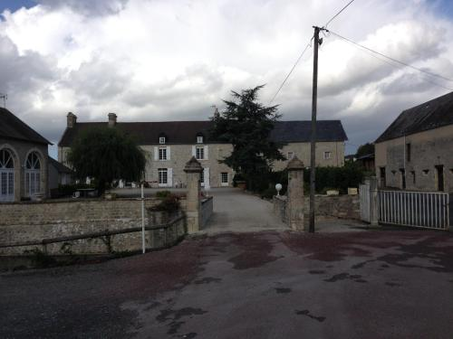 Domaine Saint-Hilaire : Bed and Breakfast near Les Veys