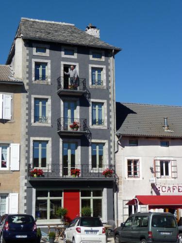 La Drapière : Bed and Breakfast near Saint-Andéol-de-Fourchades