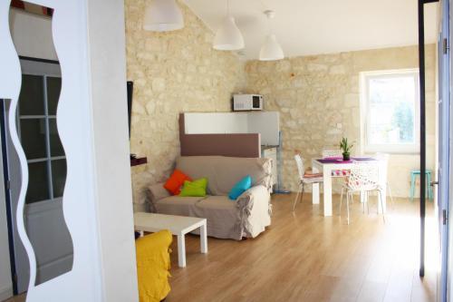 Chez Waucquier : Guest accommodation near Saint-Pierre-de-Mézoargues