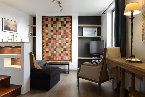 Appartement Houdaille : Apartment near Trouville-sur-Mer