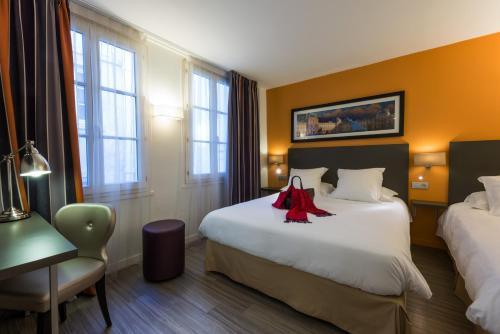 Hôtel Louvre Richelieu : Hotel near Paris 2e Arrondissement