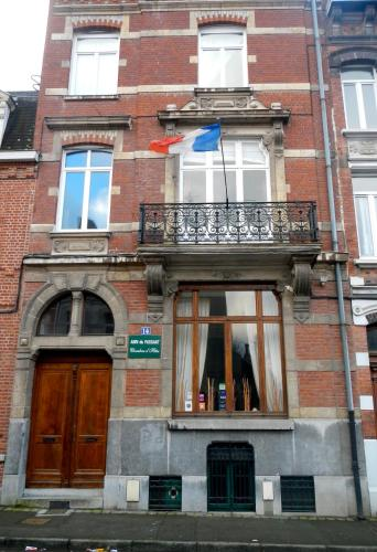 Abri du Passant : Bed and Breakfast near Roubaix