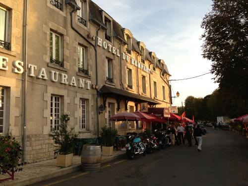 Hotel du Rempart : Hotel near La Celle-sur-Loire