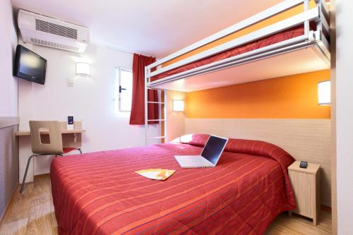 Premiere Classe Montreuil : Hotel near Romainville