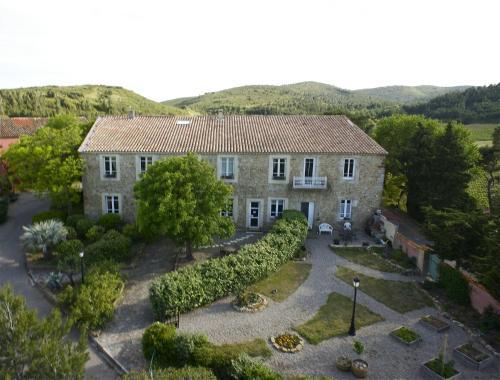 Chambres d'hôtes Château de Jonquières : Guest accommodation near Bages