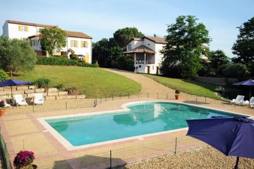 Hameau-Montplaisir : Guest accommodation near Maureilhan