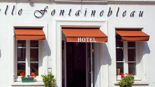 Hôtel Belle Fontainebleau : Hotel near Écuelles