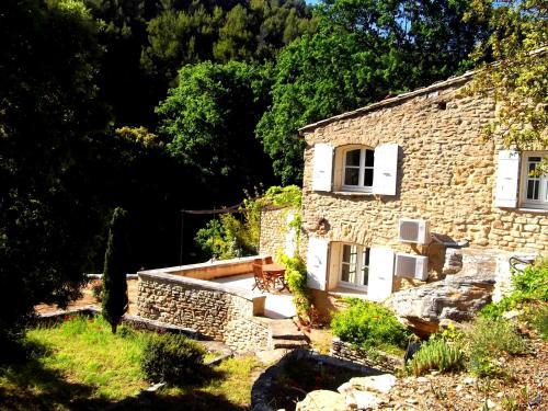 La Bastide du Vallon : Guest accommodation near Saumane-de-Vaucluse