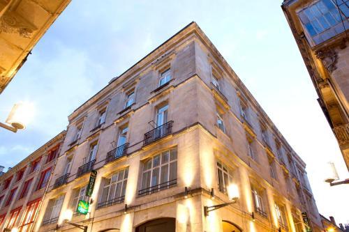 Quality Hotel Bordeaux Centre : Hotel near Bordeaux