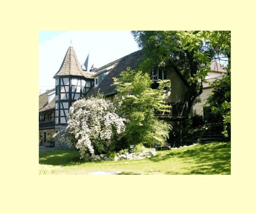 La Tourelle de Mithra : Bed and Breakfast near Westhouse-Marmoutier
