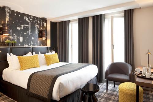 Le Grey Hotel : Hotel near Paris 17e Arrondissement