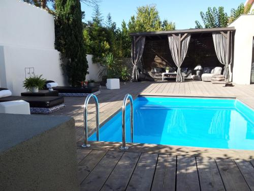 Villa Zen : Guest accommodation near Moussan