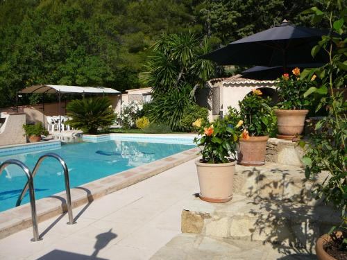 Clos du Pontillaou : Bed and Breakfast near Le Castellet