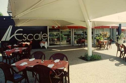 Hotel Restaurant L'Escale : Hotel near Rottelsheim