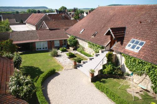 Le Gîte du Domaine Miltat : Guest accommodation near Morangis