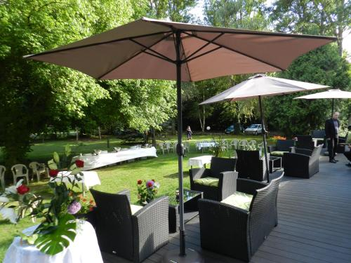 Domaine de la Palle : Hotel near Saint-Jacques-d'Ambur