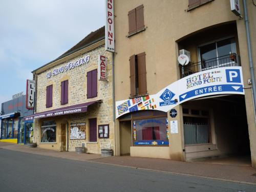 Hôtel Rond Point : Hotel near Châtelperron