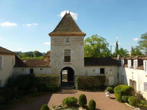 Le Prince Noir : Hotel near Brax