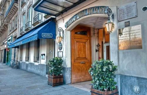 Hotel Du Quai Voltaire : Hotel near Paris 7e Arrondissement