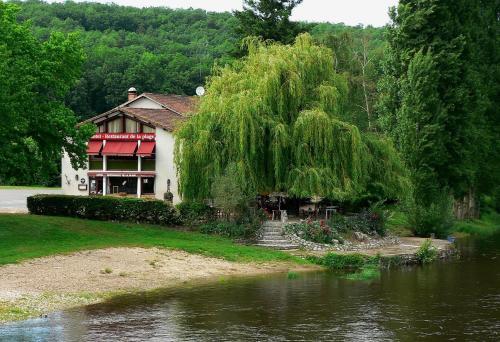 Hotel de La Plage : Hotel near Jardres