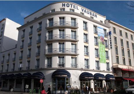 Hôtel Vauban : Hotel near Brest