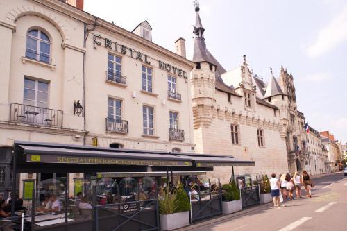 Cristal Hôtel Restaurant : Hotel near Les Ulmes
