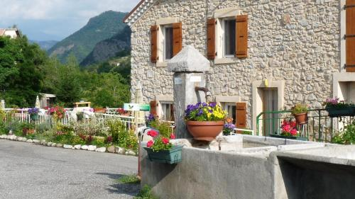 Halte Dodo : Bed and Breakfast near Valserres