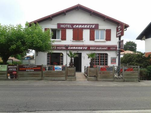 Cabareté Hotel : Hotel near Capbreton
