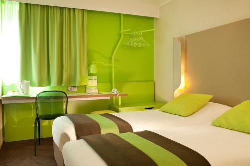 Campanile Paris Porte d'Italie - Le Kremlin Bicêtre : Hotel near Le Kremlin-Bicêtre