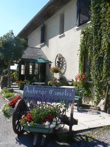 Hotel Auberge Camelia : Hotel near Aviernoz