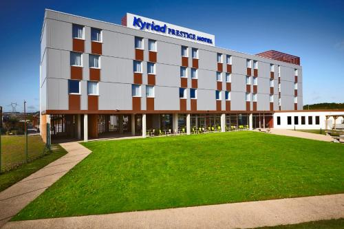 Kyriad Prestige Dijon Nord - Valmy : Hotel near Poiseul-lès-Saulx