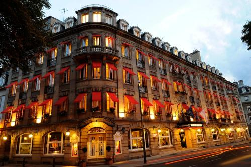 Hotel Du Parc - Mulhouse Centre : Hotel near Mulhouse