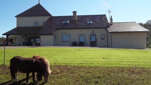 Gite Du Colombier : Guest accommodation near Plasne