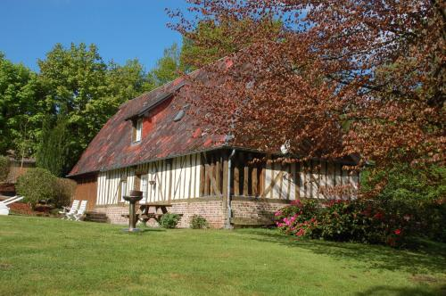 Cottage La Baronniére : Guest accommodation near Le Mesnil-Guillaume