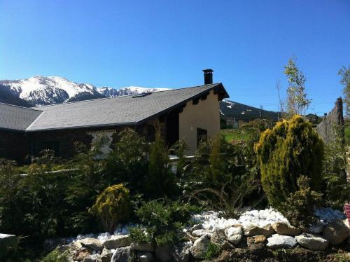 Lyshytta : Guest accommodation near Fontpédrouse