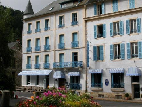 Cleotel : Hotel near Chastreix