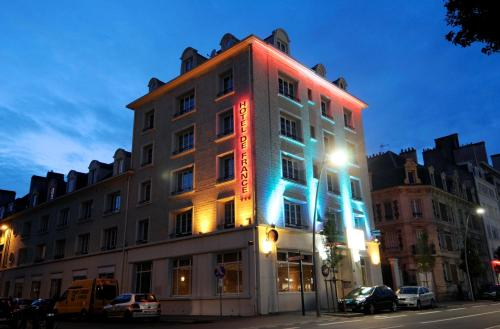 INTER-HOTEL Caen de France : Hotel near Hubert-Folie