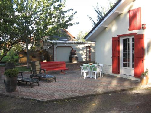 Le Loft : Guest accommodation near Fresnoy-Andainville