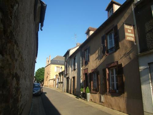 Chaillac Bed & Breakfast : Bed and Breakfast near Lussac-les-Églises