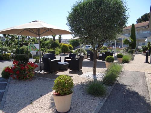 Campanile Marseille Saint Antoine : Hotel near Marseille 16e Arrondissement