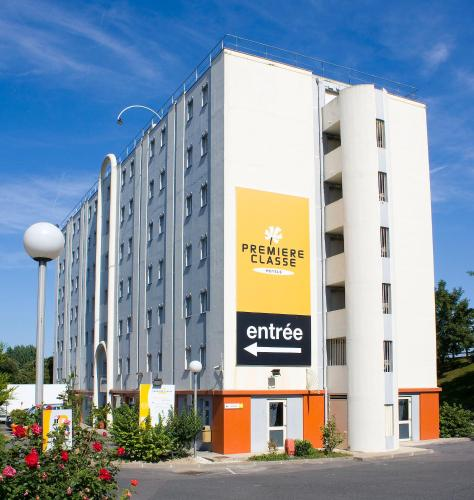 Premiere Classe Le Blanc Mesnil : Hotel near Gonesse