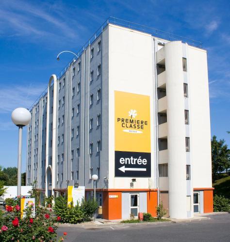 Premiere Classe Le Blanc Mesnil : Hotel near Sevran
