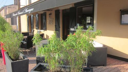 AUBERGE DES VOLCANS D'AUVERGNE : Hotel near Riorges