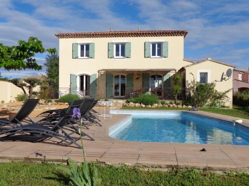 Bella Casa : Guest accommodation near Cannes-et-Clairan