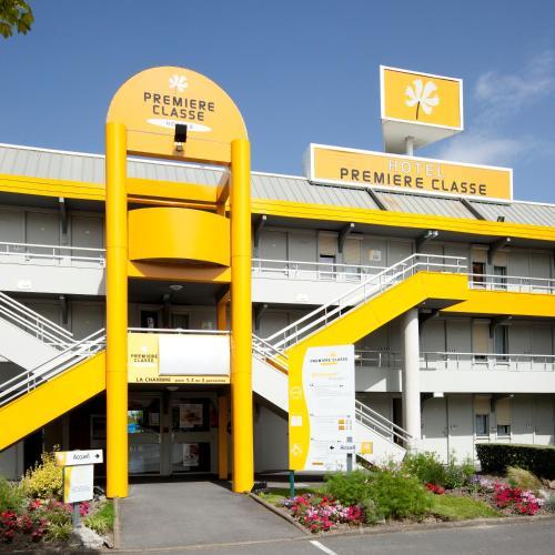 Premiere Classe Boissy St Leger : Hotel near Grisy-Suisnes