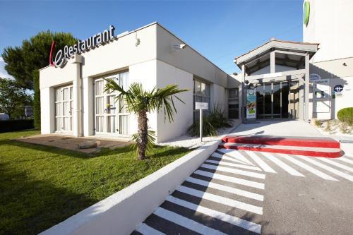 Campanile Montpellier Est Le Millénaire : Hotel near Vendargues