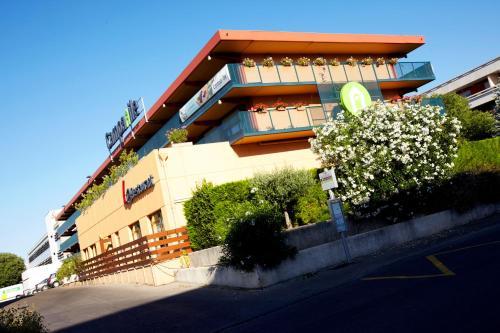 Campanile Nîmes Centre Mas-Carbonnel : Hotel near Caissargues