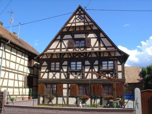 Gite d'Audrey et Jean : Guest accommodation near Sermersheim