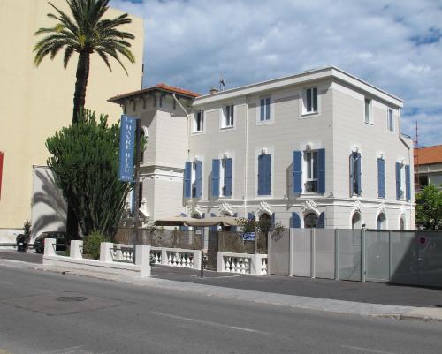 Hotel Le Havre Bleu : Hotel near Saint-Jean-Cap-Ferrat
